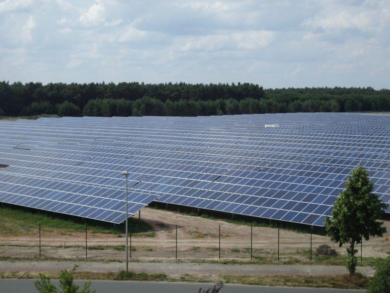 Solarpark Brück